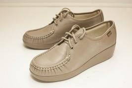 SAS US 7 M Taupe Lace Up Women's Shoes - $64.00