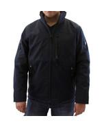 NWT TUMI XXL 2X coat jacket hooded zip-up water resistant dark navy rain... - $145.50
