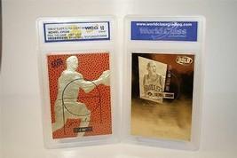 "Michael Jordan 1996 Fleer "" Court Masters "" Texture Wcg per Gem-Mt 10 23KT Oro - $14.70"