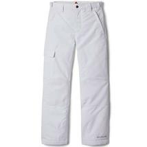 Columbia Kids Bugaboo II Pant, White, Large - $54.44