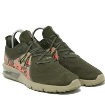Nike Air Max Sequent 3 C Hommes Taille 6 Camouflage Vert Olive AJ0004-201 - $110.57