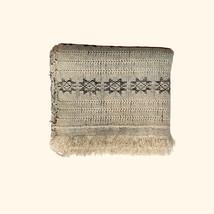 Organic Cotton Bed Runner - handwoven in Bhutan - $134.00