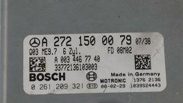 Mercedes Benz Engine Control Module Unit Ecu Ecm Pcm A2721500079 image 4