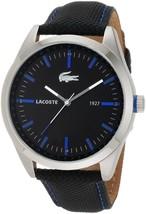 Lacoste Sport Montreal Black Dial Men's Watch #2010597 - $146.51