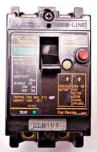 New Fuji Electric EG32F-10-30A-100MA Circuit Breaker 100-240V EG32F1030A100MA - $85.00
