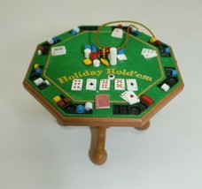 Hallmark Keepsake 2007 DEAL ME IN! Holiday Hold 'Em Ornament - $8.90