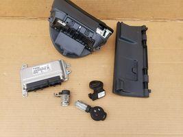 W451 Smart ForTwo ECU ECM Shifter Ignition Switch Fob Glovebox Door Lock Immob image 6
