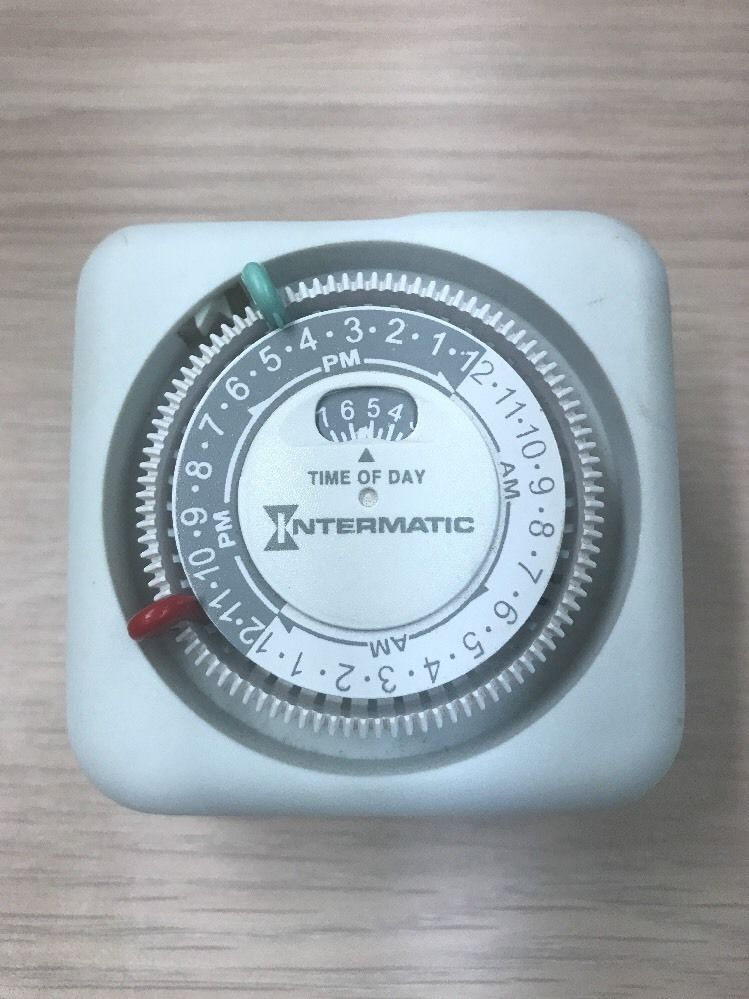 INTERMATIC TIME-ALL Timer Delay Switch Plug Lamps TN111 AD5