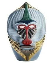 Modern Monkey Head Sculpture ResinR Flower Vase Home Décor Office FREE S... - $166.24