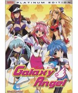 Galaxy Angel: What's Cooking DVD - $3.16