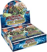 Yu-Gi-Oh! CCG Spirit Warriors Booster Display Box - $88.21