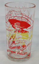 Walt Disney Winnie the Pooh 3 Color From Canada Glass #2 - $39.49