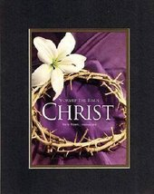 For Easter - The Risen Christ. . . 8 x 10 Inches Biblical/Religious Verses set i - $11.14
