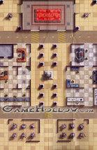 Star Wars Miniatures map Muunilinst Grand Plaza (Clone Strike) USED - $5.89