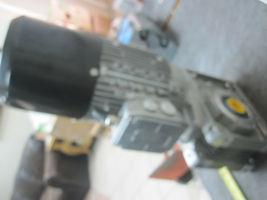 Elsto W75U-P90 Transmission with motor AM-AC4-90S-AA4-1286718 image 4