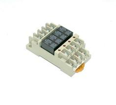 Omron G6B-47BND Relay Module Socket 24 Vdc 5 Amp 250 Vac - $29.99