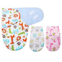 Unisex Newborn Cosy Secure Baby Swaddle Blanket Wrap Sleeping Bag - $19.99