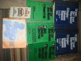 1982 Ford MUSTANG Service Shop Reparatur Manuell Set OEM 82 Fabrik Autoh... - $177.76