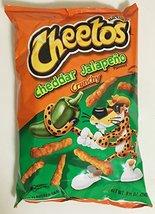 8.5oz Cheetos Cheddar Jalapeno Crunchy (Pack of 4) - $29.47