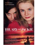 "1998 HILARY & JACKIE Movie POSTER 27x40"" Original Single-Sided Sheet - $17.99"
