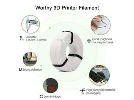 3D Printer PLA Filament 1.75, 2 Pack image 2