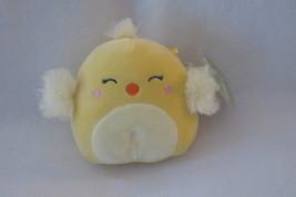"Squishmallow 5"" Aimee The Chick KellyToy BNWT Plush Toy Animal - $20.00"