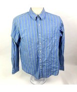 American Eagle Outfitters Men's Long Sleeve Button Down Shirt Size Small... - $11.87
