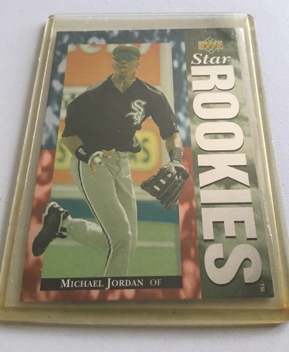 1994 Upper Deck Michael Jordan 19 Baseball And 50 Similar Items