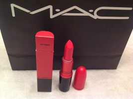 Authentic Mac Shade Scents Lady Danger Lipstick,Full Size & New In Box - $20.00