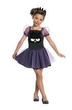 Rubies Costumes Hello Kitty Badtz Maru Child Costume Black/Purple Med (8-10) NEW - $14.48