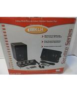 KLH 970A 3-Way Surround Sound Indoor Outdoor Weatherized Speakers Unused... - $48.36