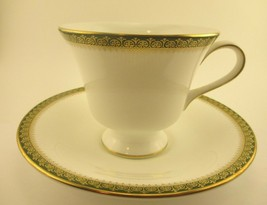 Wedgwood Chester Cup & Saucer Set s Victoria R4446 - $13.85