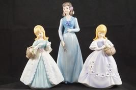 3 Vintage Ardalt Fine Quality Lenwile China Verithin Pomander & Artware ... - $38.22
