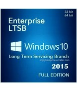 Microsoft Windows 10 Enterprise LTSB 2015 For 50 pc - $49.99