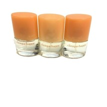 CLINIQUE HAPPY Women's Perfume PARFUM Spray .14 oz / 4 ml new Include 3 ... - $26.72