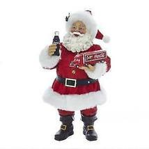 Santa Holding Coca-Cola® Truck w - $76.99