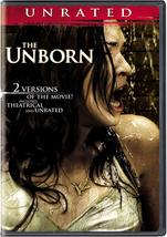 The Unborn Unrated Edition DVD