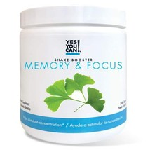 Yes You Can! Shake Boosters - Memory and Focus - $42.98