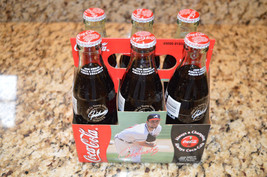 John Smoltz HOF Braves 1996 Cy Young Winner 6 Pack Carton Coca Cola Coke... - $27.44