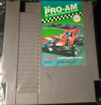 R.C. Pro-Am Nintendo Entertainment System 1988 Tested Works Great - $17.29
