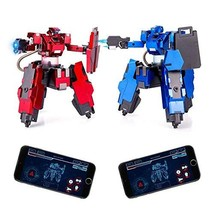 Feeleye Remote Control Battle Robot,APPAndroid and iOS Remote Control De... - $102.02