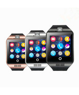 Bluetooth Men's Smart Watch Q18 With Camera - $39.95