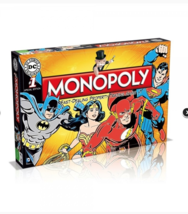 DC Comics Monopoly Board Game - $49.99