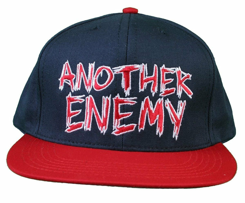 Another Enemy Marineblau Rot Sommer Klassisch Verstellbar Snapback Baseball Hut