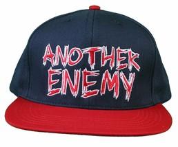 Another Enemy Marineblau Rot Sommer Klassisch Verstellbar Snapback Baseball Hut image 1