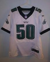 Kiko Alonso #50 Philadelphia Eagles NFL Nike On Field Auth Stitched Jers... - $54.44