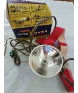 RayOVac Nite Hawk Head Lite No.941 From 60s uses 6 volt lantern battery ... - $15.84
