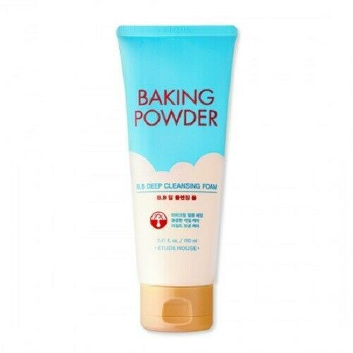 [ETUDE HOUSE] Baking Powder B.B Deep Cleansing Foam 160ml - $12.31
