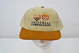 Universal Compression Tan/Brown Snapback Otto Cap - $17.99
