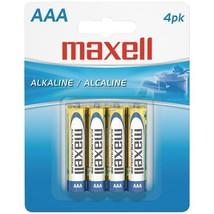 Alkaline Batteries (AAA; 4 pk; Carded)  - $4.99